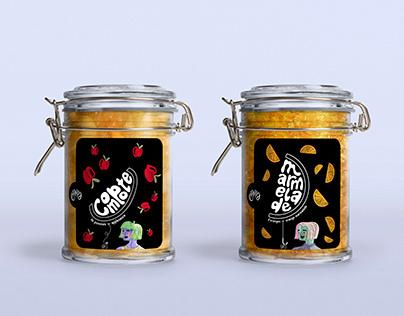 Compote et marmelade