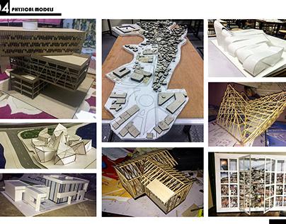 Physical Models/Bedroom