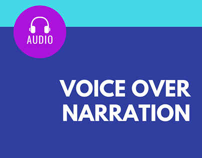 Voice Over Narration