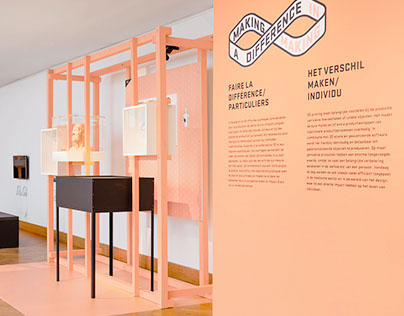 Making a difference exhibition at Bozar Brussels
