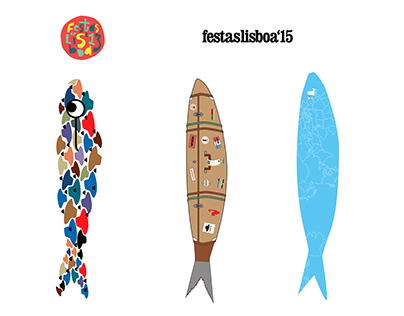 "Competition Sardines ""Festas de Lisboa '13 & '15"