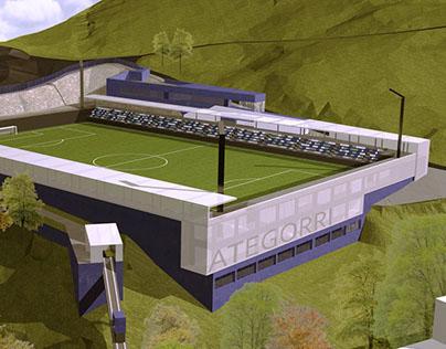 Ategorri Football Field