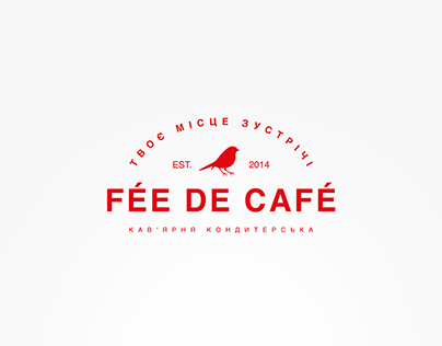 Fee De Cafe / Rebranding