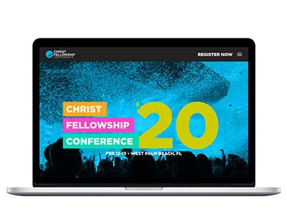 Conference 2020 Website