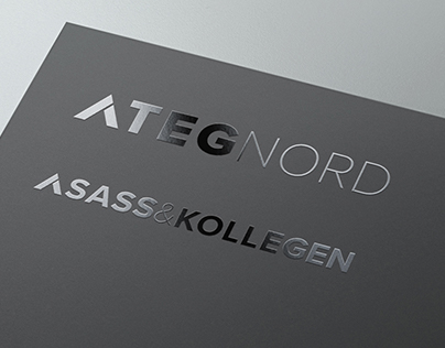 Corporate Design - TEG Nord - Sass&Kollegen