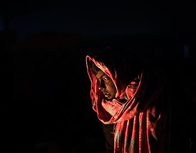 when the night comes /// Idomeni GR