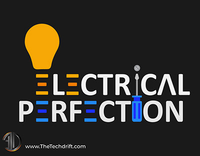 Electrical Perfection - Electrician Logo