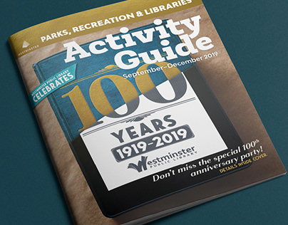 Fall 2019 Westminster Activity Guide