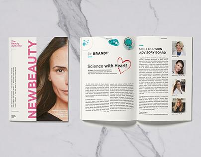 Dr. Brandt Skincare Ad_New Beauty Magazine