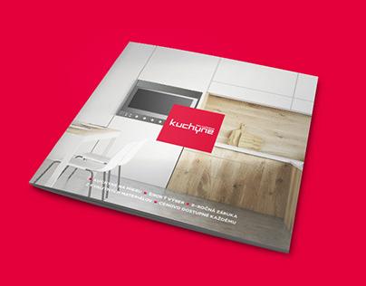 Kuchyne pre každého - brožúra