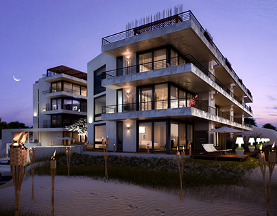 Residences in Villa Gesell