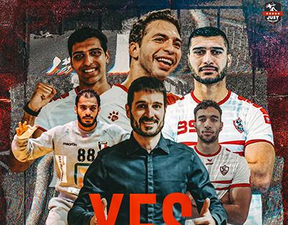 zamalek handball project