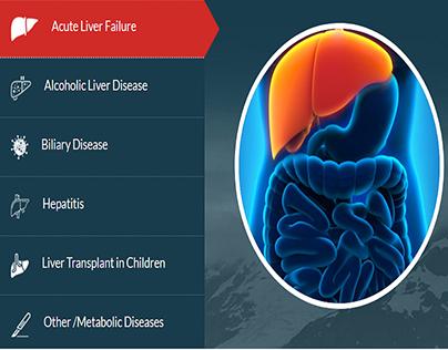 Diseases Requiring Liver Transplant in India