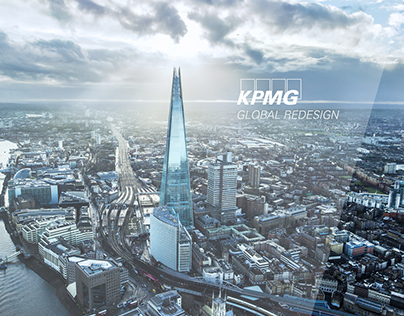 KPMG Global Website Redesign