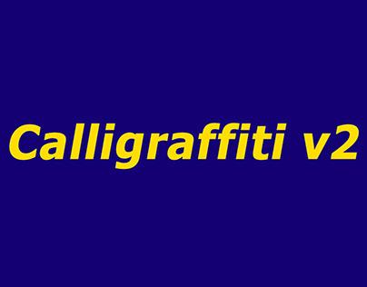 Calligraffiti v2