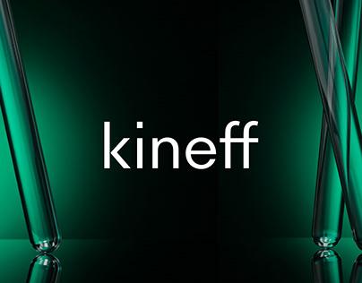 Kineff New Brand Identity&Product Design