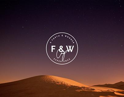 Forth & Wonder - Website