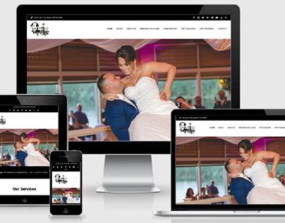 DJ Website Design, Development, and Hosting