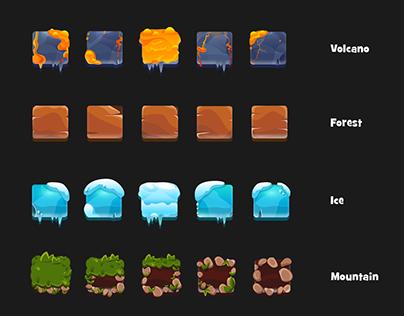 Mobile Game Design | Tiles