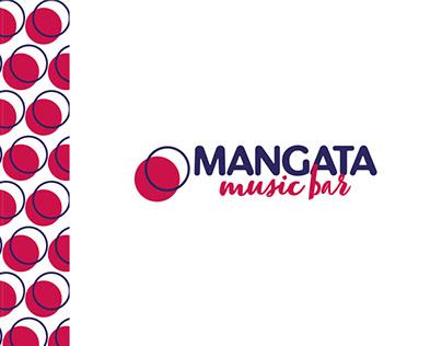 Identidade Visual | Mangata Music Bar