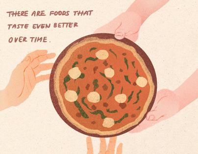 Friendships Like Food