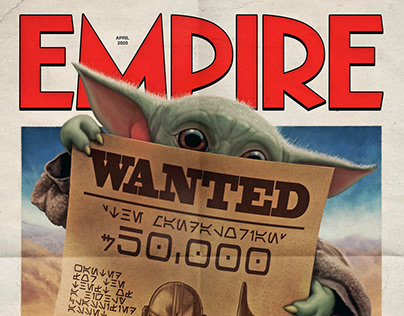 Mandalorian Subscriber Covers for Empire