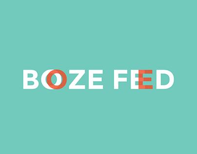 BOOZE FEED