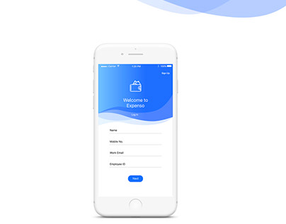 EXPENSO: An integrated way to file your expenses