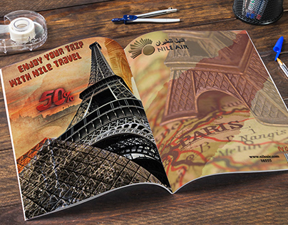 Tourism Advertising magazine cover