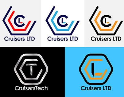 (Cruisers LTD) Logo designs for client