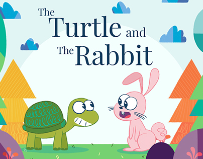 The Turtle and The Rabbit (ALEF EDUCATION UAE)