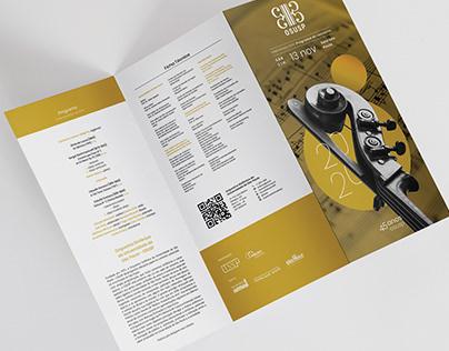 Identidade 2020 Orquestra Sinfônica da USP