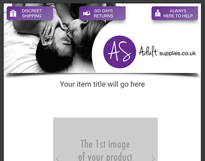 AdultSupplies.co.uk - Adult Products | Studio8ight