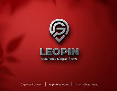 LEO PIN CHECK LOCATOR LOGO