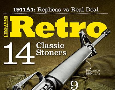 Retro magazine 2019