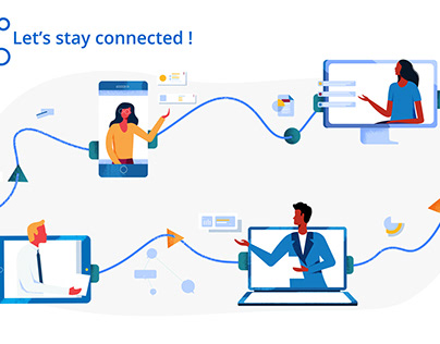 Let's stay connected RDF