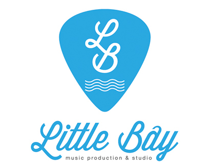 Little Bay - Logo, Business Cards, Stickers, & Banner