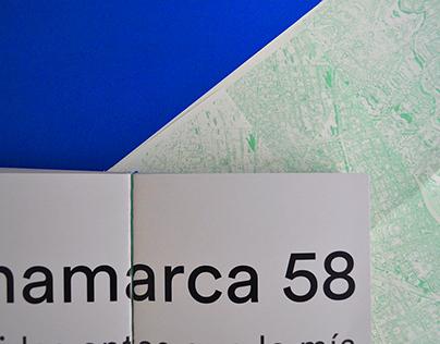 Dinamarca 58 - zine