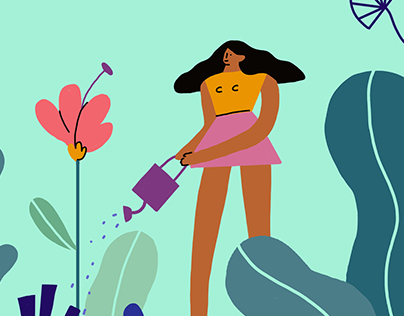 Refinery 29 x Earth Day