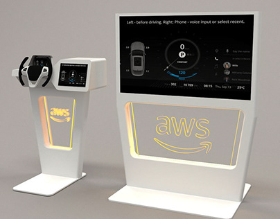 AWS for Automotive at CES