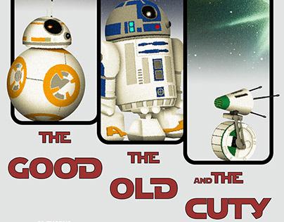 Star Wars - Fan Art Poster