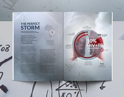 Infographic HIV+TB