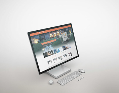 Daewoo Power - Responsive web site
