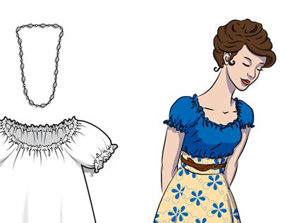 My Favorite Skirt Pattern