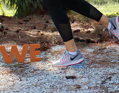 "Camera Mapping — Nike ""We Run XC"" — 3rd Year"