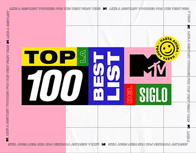 TOP 100: La Bestlist del Siglo (hasta ahora)