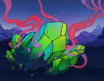 Dark Matter in Minerals • Science: Physics, Geology
