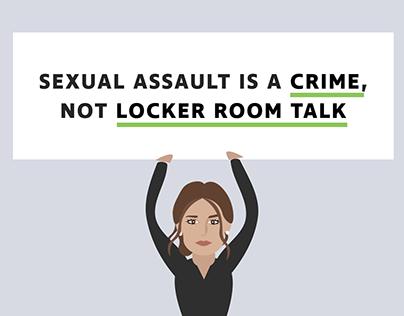 Not Locker Room Talk – #NotLRT