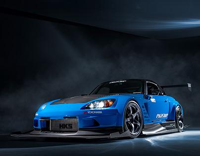 Evasive Motorsports S2000