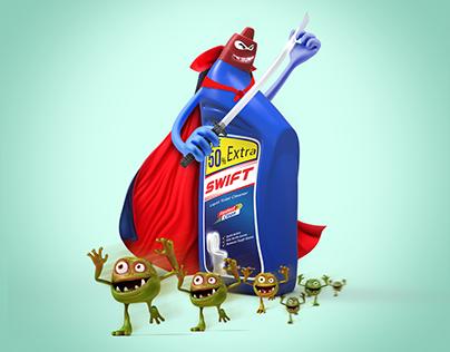 SWIFT-Motion Graphics-Social Media Advertising